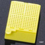 Cassette, Biopsy Embedding with Attached Lid, 35� Writing Area, YELLOW, 500/Dispenser Box, 2 Boxes/Unit